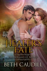 Healer's Fate Cover