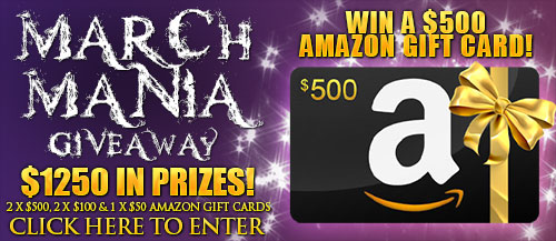 March Mania Giveaway