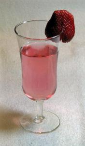 Winterberry Splash drink