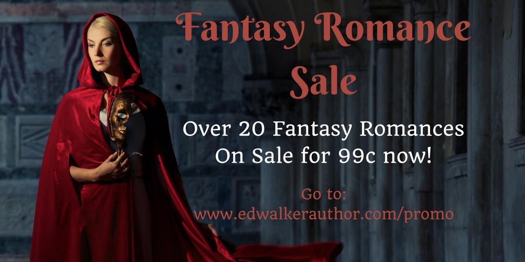 Fantasy Romance Sale
