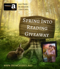 BC Sprint Into Reading Giveaways