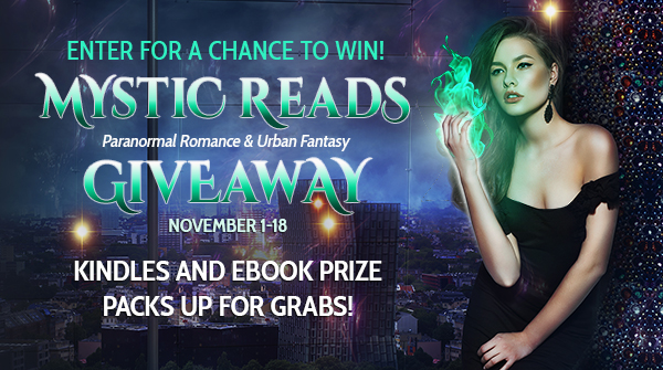 Mystic Reads Giveaway