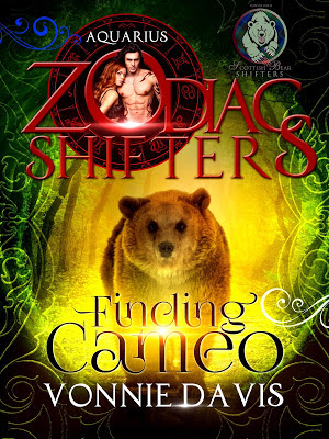 Finding Cameo Cover