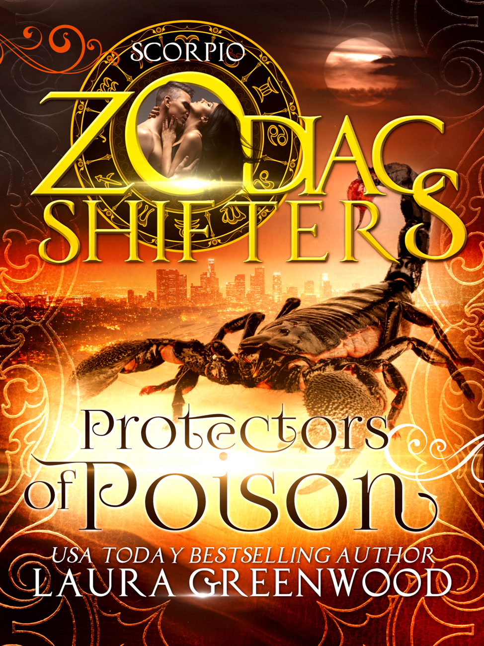Protectors of Poison Cover
