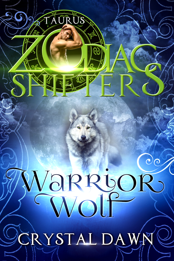 Warrior Wolf Cover