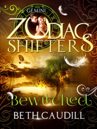 Bewitched Cover - Willows Haven #2